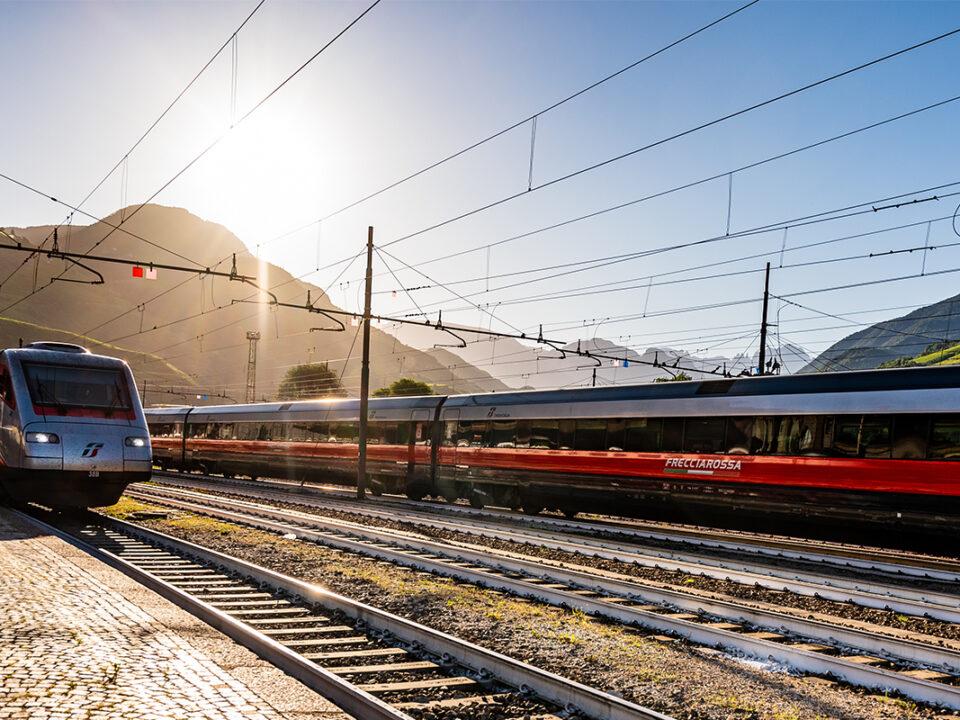Gerharts - In treno verso Bressanone