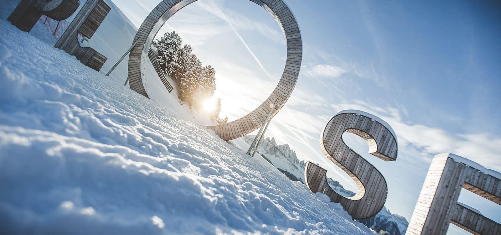 Gerharts - Brixen skiing days