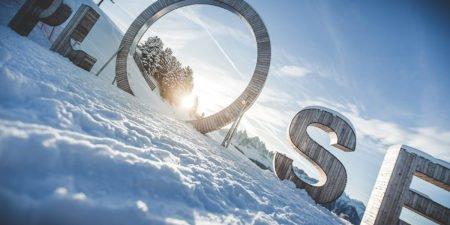 GERHARTS - Traumhafte Winterlandschaft in Brixen auf der Plose im Winter