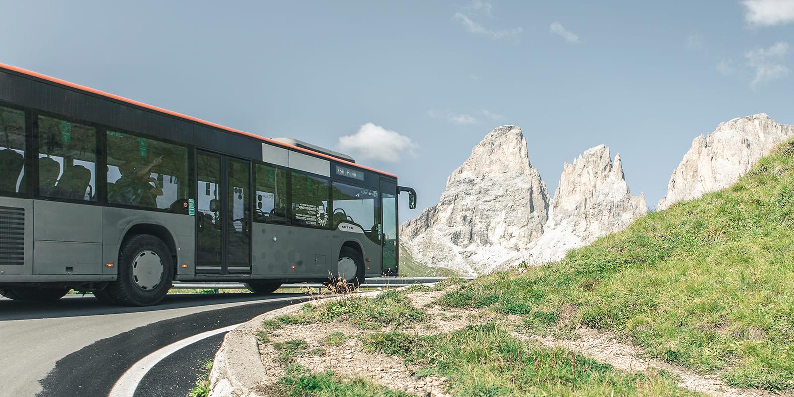 GERHARTS - Mit dem Citybus durch Südtirol - Brixen