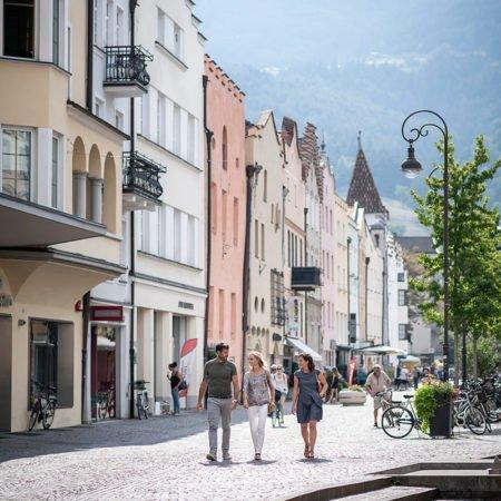 Gerharts - Shoppen im Herbst in Brixen