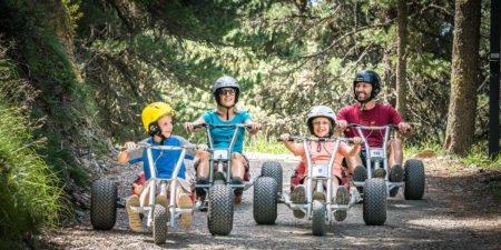 GERHARTS - Mountain-Carts im Sommer auf dem Ploseberg