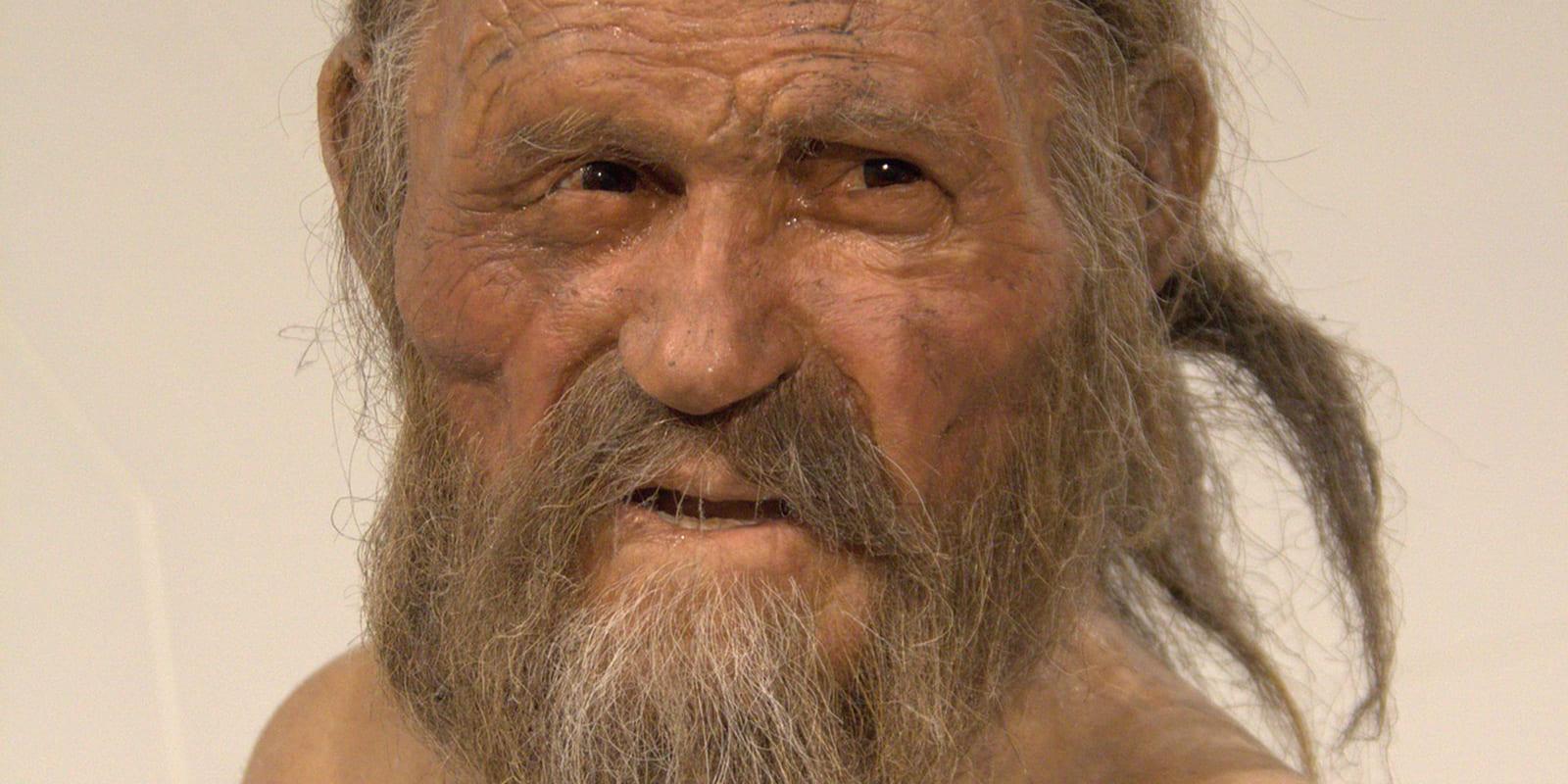 GERHARTS - Ötzi