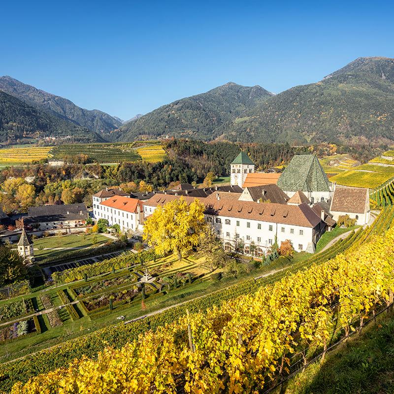 GERHARTS - Herbstlandschaft in Südtirol