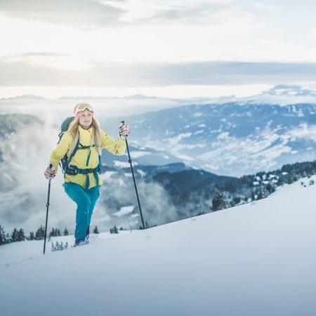 GERHARTS - Skitour im Winter auf der Plose