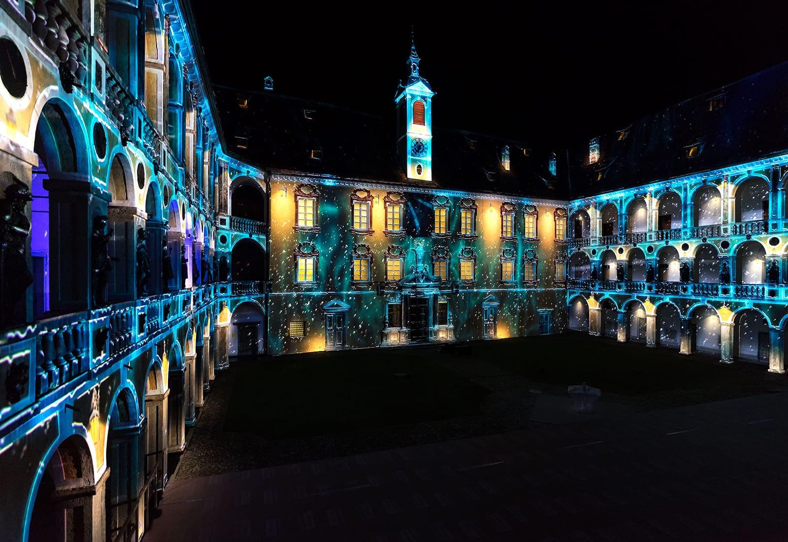 Lichtertraum in Brixen zur Weihnachtszeit